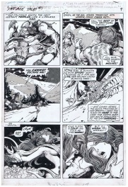 Barry Windsor Smith: Conan, Frost Giant's Daughter