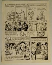 Pays de Li�ge, vie d'une �glise Comic Art