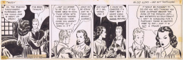 Terry and Pirated 6/3/39 Daily by Milton Caniff featuring the Dragon Lady