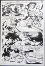 Teen titans #24 page 16