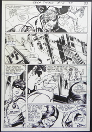 Teen titans #24 page 17