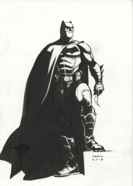 Batman by Enrico