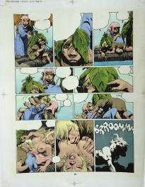 Chninkel - Graza Comic Art