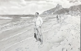 The men from Ipanema