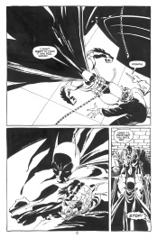 Batman Dark Victory, Issue 7 page 19