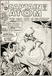 Captain Atom 80 (3rd issue)