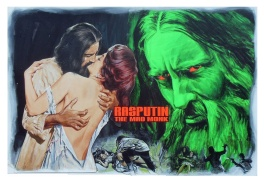 Rasputin the Mad Monk (1966)