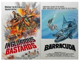 Inglorious Bastards & Barracuda (1978)