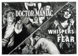 Doctor Maniac & Whispers of Fear (1976)