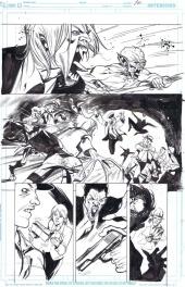 American Vampire - Rafael Albuquerque Comic Art