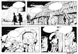 Colonel Domino - Wojciech Cichon Comic Art