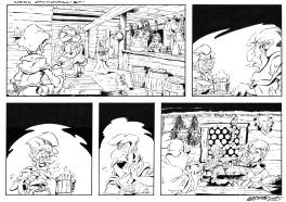 Peasant Gregor - Wojciech Cichon Comic Art