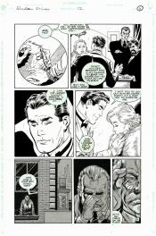 Eduardo Barreto. The Shadow strikes #12 page 6 Comic Art