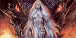 Game of Thrones tribute Comic Art