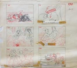 Synopsis le lac aux requins Comic Art