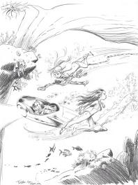 Le repaire de Spirou Comic Art