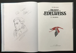 Le pilote a l edelweiss - tome 3