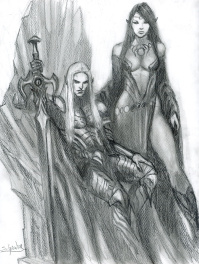 Elric et Cymorill