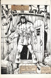 Savage Sword of Conan 2 splash