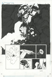 Hellboy In Hell #02 page 06
