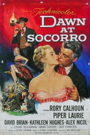 Dawn at Socorro (1954)
