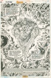 Swamp Thing vol. 2 #128, p. 1