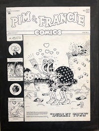 Al Columbia Cover Pic and Francie large