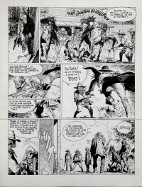 Jeremiah - Les Heritiers sauvages (tome 3), planche 8