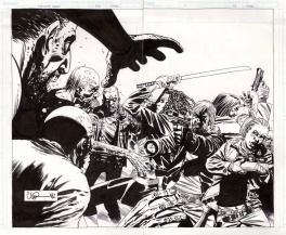 Walking Dead #106 cover