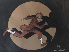 Tintin Fan Art