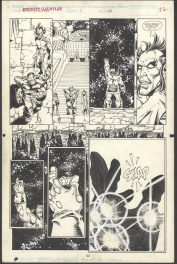 Infinity Gauntlet - Issue 1 - Page 28