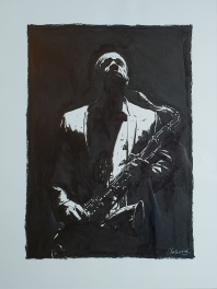 2017 - Traits de jazz - Coltrane III