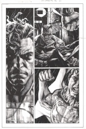Bermejo: Lex Luthor Man of Steal 3 page 20