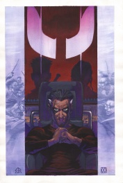 Wagner: Grendel Tales: Devils and Deaths tpb cover