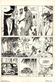 Manara 1983 Welcome to Rome page
