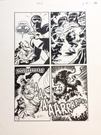 Batman Adventures Annual #2 page 31 by Bruce Timm