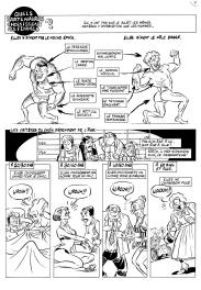 Planche 7 de l'album :  Le Guide du sexe  Comic Art