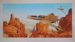 Xp 55 canyon Comic Art