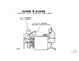 2008 - Fokke en Sukke (Illustration - Dutch KV)