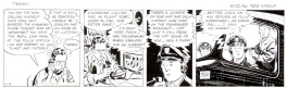 1941 - Terry and the pirates (Comic strip - American KV)