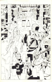 Spider-Man Family Featuring Amazing Friends #1, p. 1 Comic Art