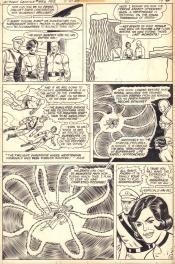 Action Comics #492, p. 11 Comic Art
