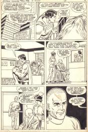 Action Comics #492, p. 7 Comic Art