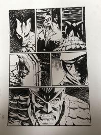 Night's Dominion. Issue #1 Page 20