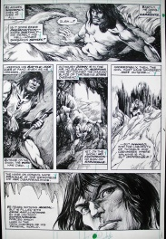 Savage Sword of CONAN Infantino/Alcala