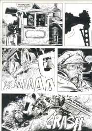Tex Willer L´ultimo ribelle page