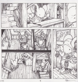 Mouse Guard - Legends of the Guard v03 #02 pg8
