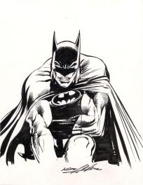 Neal Adams Planches Originales Dedicaces Illustrations Dessins
