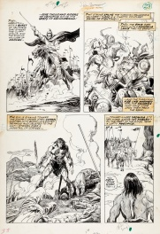 Buscema/Alcala: Savage Sword of Conan #19 Page 33