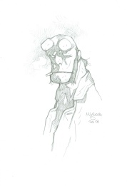 Hellboy - illustration n°5